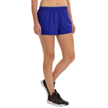 SmartWool PhD Run Shorts - Merino Wool, Built-In Brief (For Women) in Liberty