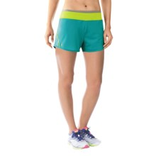 SmartWool PhD Run Shorts - Merino Wool, Built-In Briefs (For Women) in Capri - Closeouts