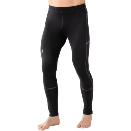 SmartWool PhD Run Tech Tights Merino Wool (For Men)
