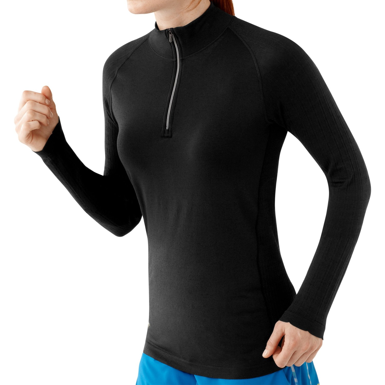 Smartwool Phd Run Zip Shirt For Women