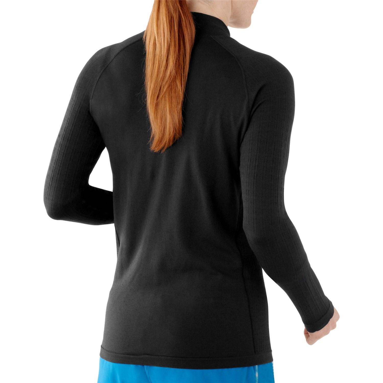 Smartwool Phd Run Zip Shirt For Women 6684j