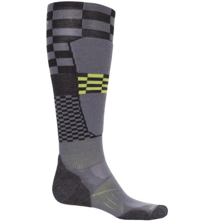 8b4f0d73361 SmartWool PhD Ski Light Elite Pattern Socks - Merino Wool