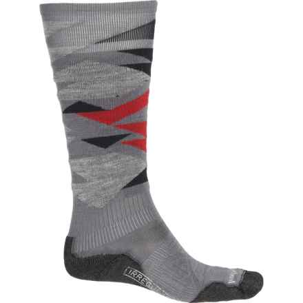 16ac98c9e0ed6 SmartWool PhD Ski Light Pattern Socks - Merino Wool, Over the Calf (For Men