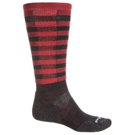 0a885a4b503d96 SmartWool PhD Slopestyle Light Ifrane Socks - Merino Wool, Mid Calf (For  Men and