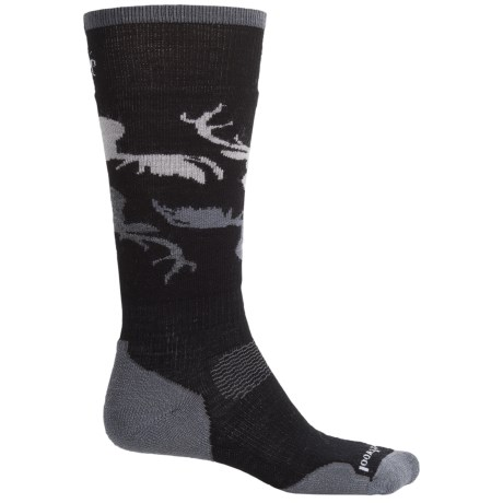 SmartWool PhD Slopestyle Revelstoke Socks - Merino Wool, Over the Calf (For Women)