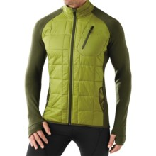 SmartWool PhD Smartloft Divide Jacket - Merino Wool, Insulated (For Men) in Loden - Closeouts