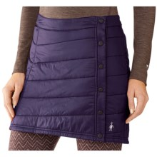 SmartWool PhD SmartLoft Insulated Skirt - Merino Wool (For Women) in Imperial Purple - Closeouts