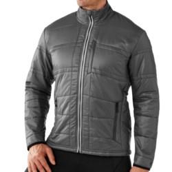 SmartWool PHD SmartLoft Jacket - Merino Wool-Blend Lining (For Men) in Graphite