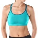 SmartWool PhD Strappy Sports Bra - Merino Wool (For Women)