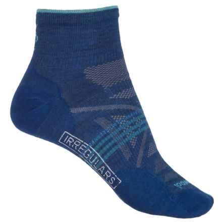SmartWool PhD V2 Outdoor Socks - Merino Wool, Ankle (For Women) in Dark Blue - 2nds