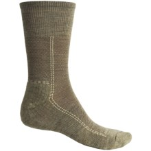 SmartWool Relaxed Twill Socks - Merino Wool, Crew (For Men) in Chino Wash - 2nds