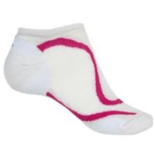 SmartWool Run Light Socks - Merino Wool, Below the Ankle (Women) in Pink - Closeouts