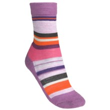 SmartWool Saturn Socks - Merino Wool (For Women) in Violet - 2nds