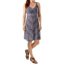 SmartWool Seven Falls Dress - Merino Wool-TENCEL®, Sleeveless (For Women) in Desert Purple - Closeouts