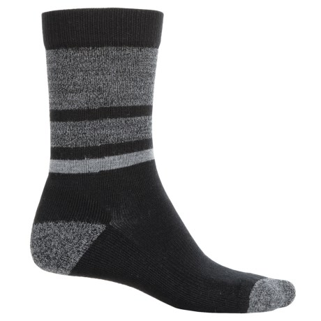 SmartWool Shed Stripe Socks - Merino Wool, Crew (For Men)