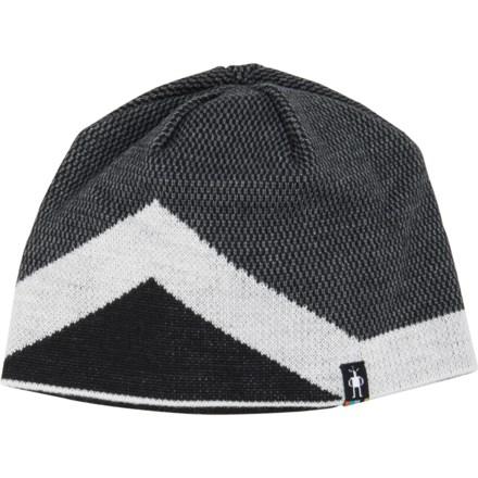 323c8b64 SmartWool Ski Jacquard Beanie - Merino Wool (For Women) in Black