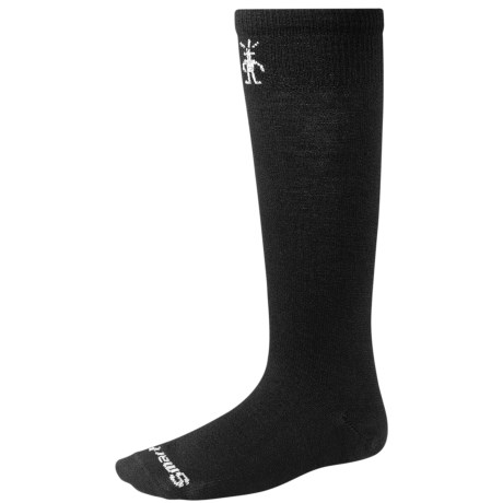 SmartWool Ski Ultralight Socks - Merino Wool (For Kids) in Black