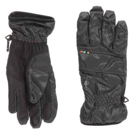 SmartWool SmartLoft Gloves - Insulated (For Women) in Graphite - Overstock
