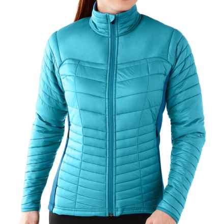 SmartWool SmartLoft PhD Jacket - Insulated (For Women) in Horizon Blue - Closeouts