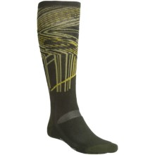 SmartWool Snow Riding Socks - Merino Wool (For Men and Women) in Forest - 2nds