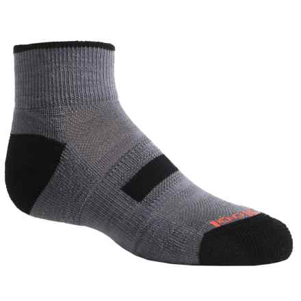 SmartWool Sport Mini Socks - Merino Wool, Crew (For Little and Big Kids) in Graphite - Closeouts