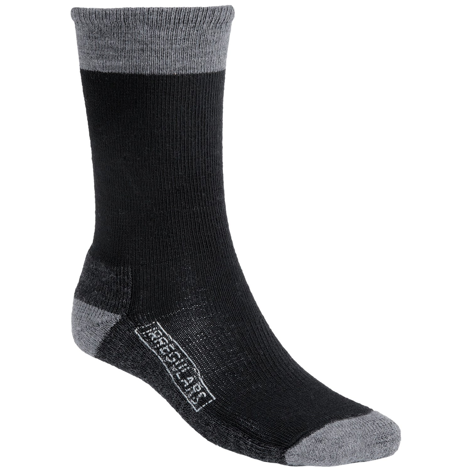 Men's thick socks will have your feet feeling warm in no time. Choose from fun patterns and styles from the top sock brands around the world. Black Gray Men's Wool Hiking Socks. Darn Tough $ Select Size. View Details. New York Knicks Men's Athletic Crew Socks. PKWY $ Add to Cart.