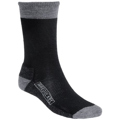 SmartWool Street Hiker Socks - Merino Wool (For Men) in Black
