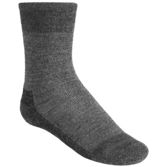 SmartWool Street Hiker Socks - Merino Wool (For Toddlers and Kids) in Medium Grey Heather