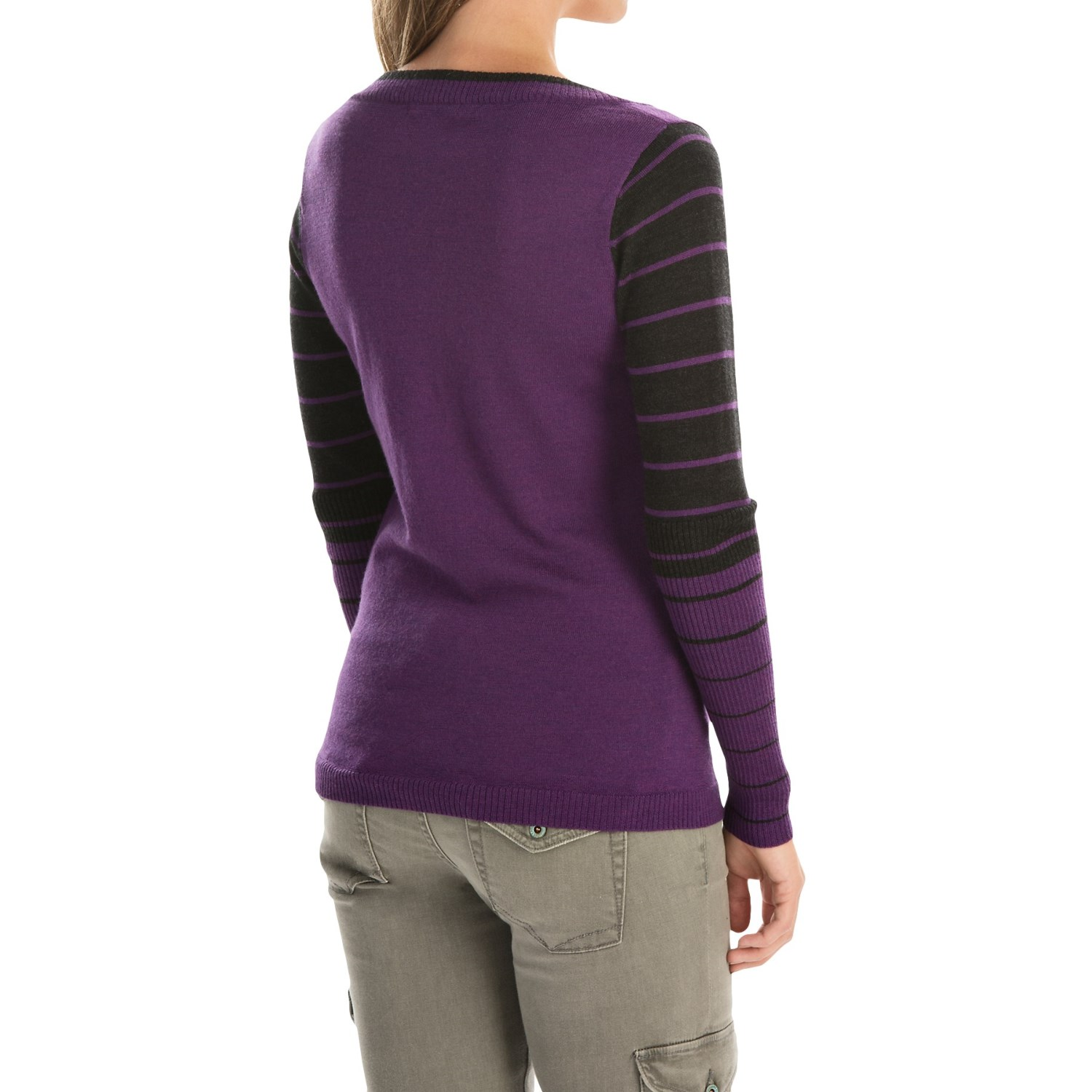 Womens Smart Wool Sweater 8