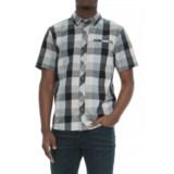 SmartWool Summit County Retro Plaid Shirt - Merino Wool, Short Sleeve (For Men)