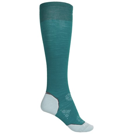 SmartWool Surefoot PhD Ski Socks - Merino Wool, Over the Calf (For Men and Women)