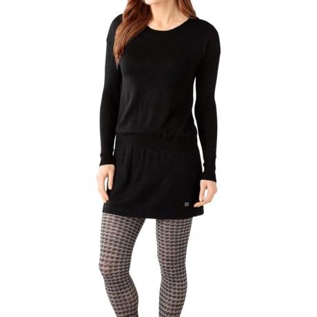 SmartWool Tabaretta Sweater Dress - Merino Wool, Long Sleeve (For Women)