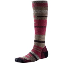 SmartWool Techno Tango Knee-High Socks - Merino Wool, Over the Calf (For Women) in Deep Navy Heather - Closeouts