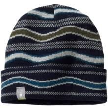 SmartWool Tectonic Hat - Merino Wool (For Infants and Toddlers) in Deep Navy Heather - 2nds