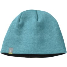 SmartWool The Lid Beanie Hat - Merino Wool (For Men and Women) in Clearwater - Closeouts
