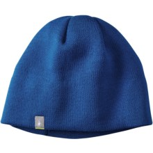 SmartWool The Lid Beanie - Merino Wool (For Men and Women) in Bright Blue - Closeouts