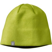 SmartWool The Lid Beanie - Merino Wool (For Men and Women) in Smartwool Green - Closeouts