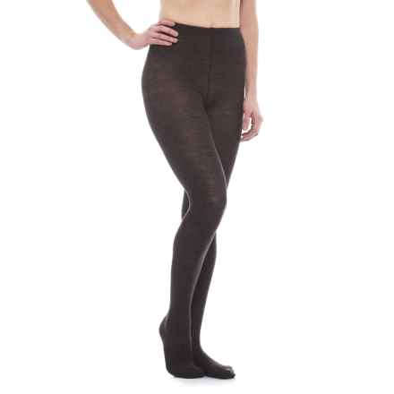 SmartWool The Tight Too Tights - Merino Wool (For Women) in Chocolate - 2nds