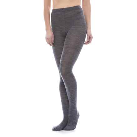 SmartWool The Tight Too Tights - Merino Wool (For Women) in Medium Gray - 2nds