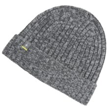 SmartWool Thunder Creek Beanie - Merino Wool (For Men and Women) in Light Gray Heather - Closeouts