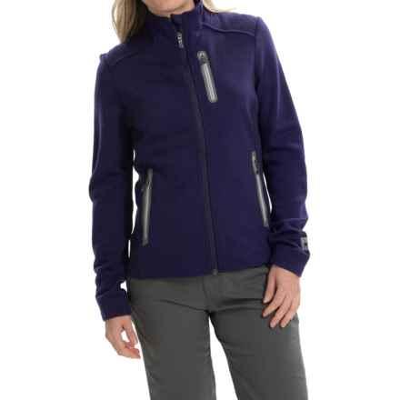 SmartWool TML Heavy Midlayer Jacket - Merino Wool (For Women) in Imperial Purple - Closeouts
