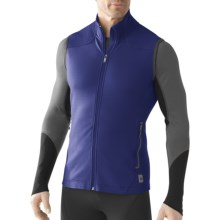 SmartWool TML Mid Vest - Merino Wool, Midweight (For Men) in Dark Royal - Closeouts