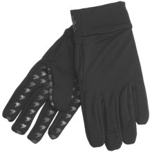 SmartWool Training Gloves - Merino Wool (For Men and Women) in Black - Closeouts