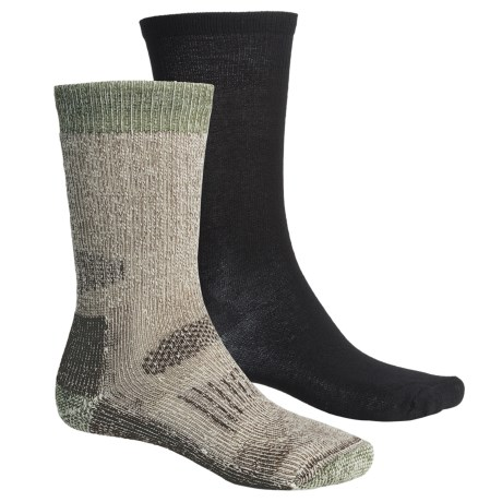 SmartWool Ultimate Hunting System Socks - Merino Wool (For Men and Women) in Brown