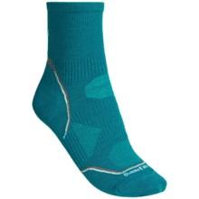 SmartWool Ultralight Mini Sport Socks - Merino Wool, Quarter-Crew (For Women) in Teal - Closeouts