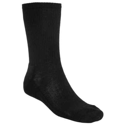 SmartWool Walking Socks - Merino Wool (For Men and Women) in Black - 2nds