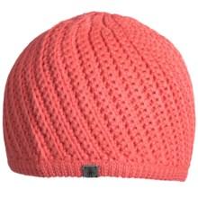 SmartWool Warmest Hat - Merino Wool in Poppy - Closeouts