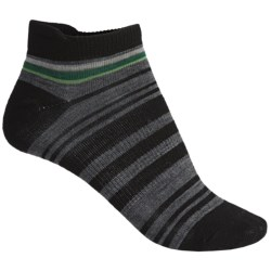 SmartWool Yipes Stripes Low Socks - Merino Wool (For Women) in Natural