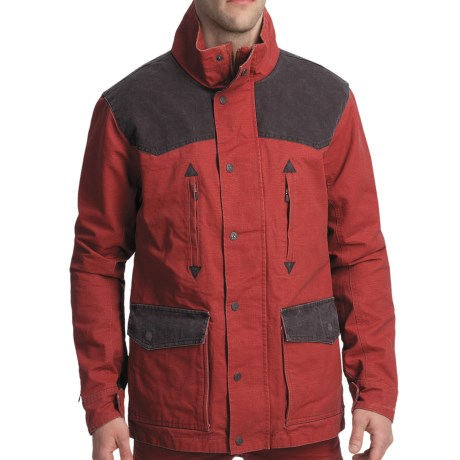 Smith & Wesson Range Jacket - Cotton Canvas (For Men) in Heat