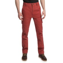 Smith & Wesson Range Pants - Cotton Canvas (For Men) in Heat - Closeouts